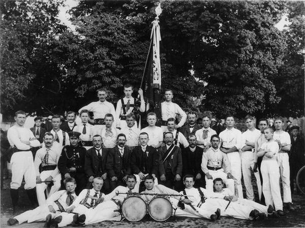 25.08.1907 - Turnverein Mellingen